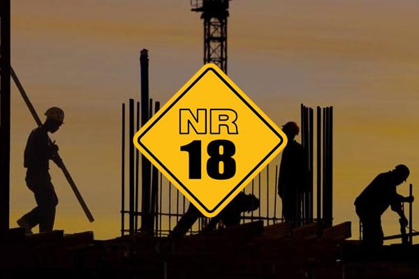 Curso para NR-18 CURSO DE INTEGRAÇÃO NA INDÚSTRIA DA CONSTRUÇÃO